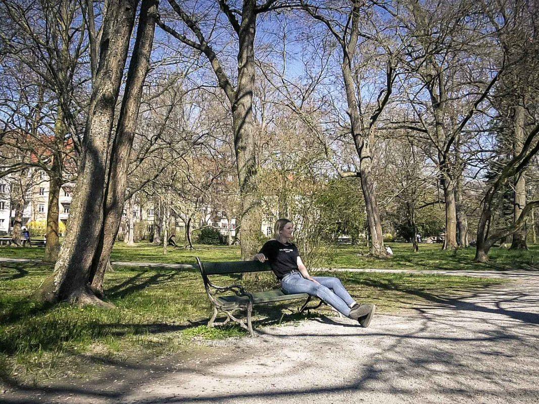 Symbolbild Park. Foto: Dominik Ziegler