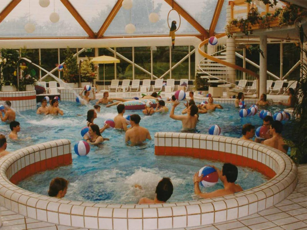 Schwimmbecken im Nautiland. Foto: Archiv-WVV