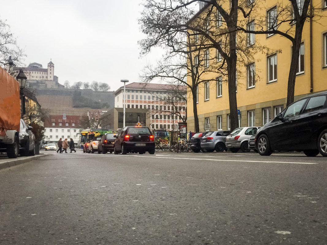 Führung durch die Neubaustraße am Tag des offenen Denkmals. Foto: Dr. Johannes Sander