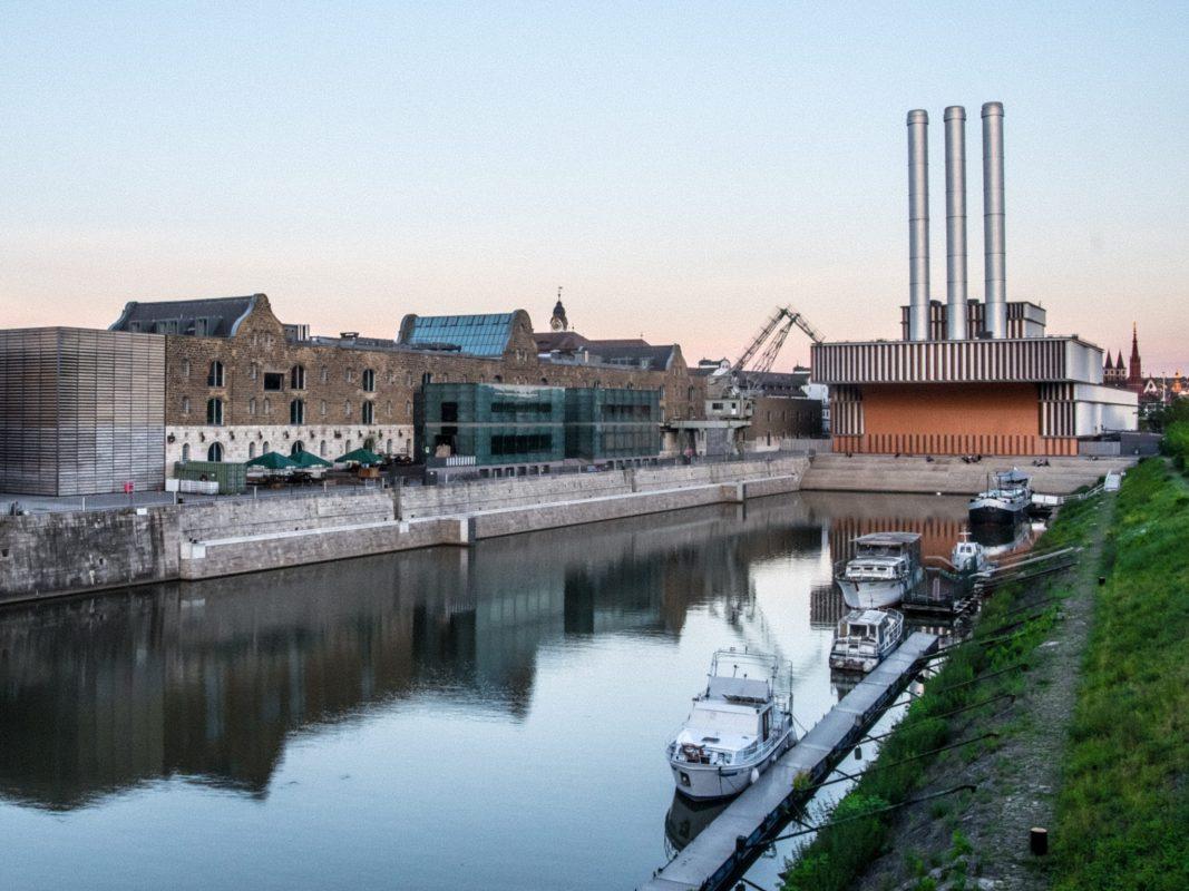Kulturspeicher am Neuen Hafen. Foto: Pascal Höfig