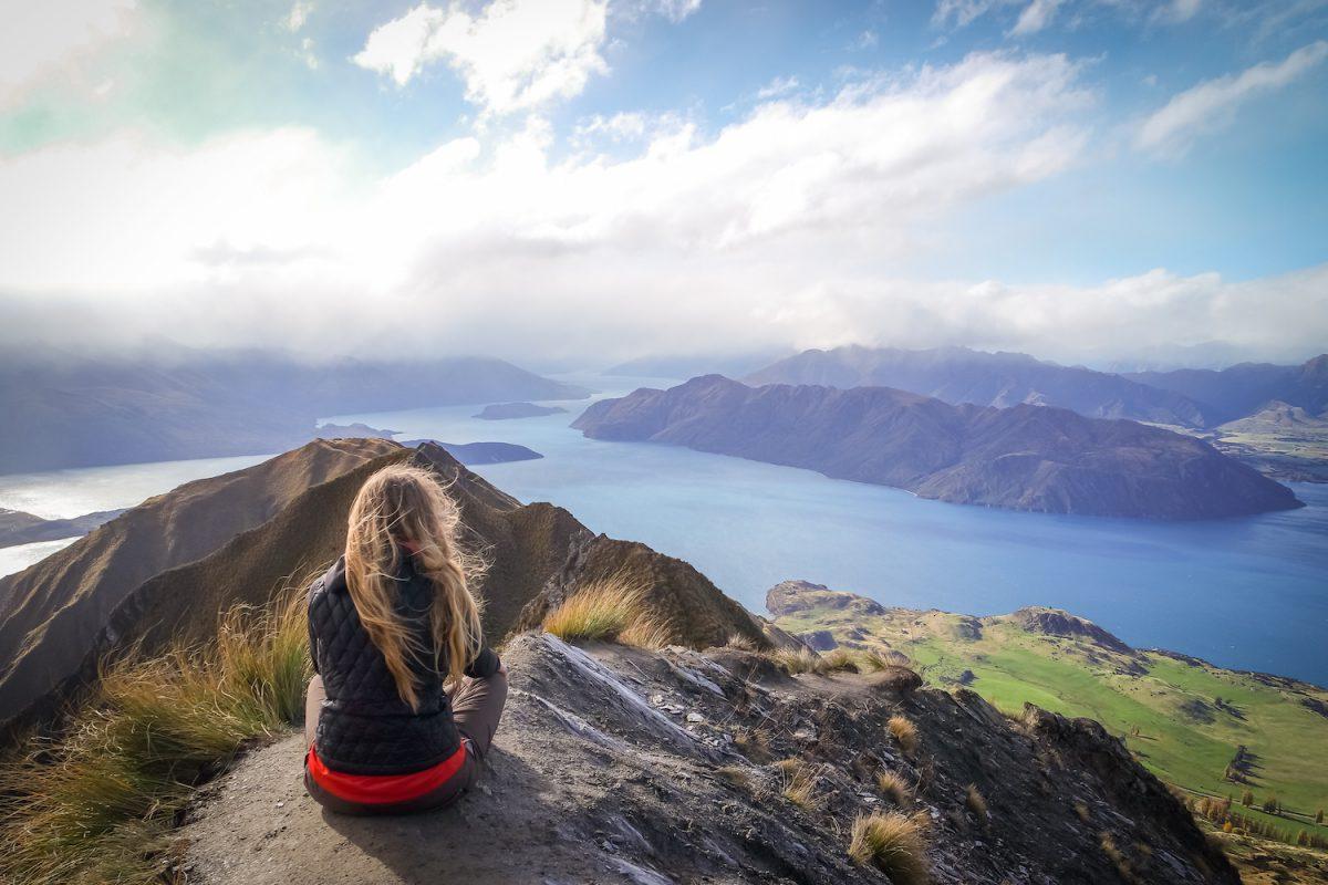 Erinnerungen für das ganze Leben kann man zum Beispiel in der Natur der neuseeländischen Südinsel sammeln. Foto: Sabine Brummer