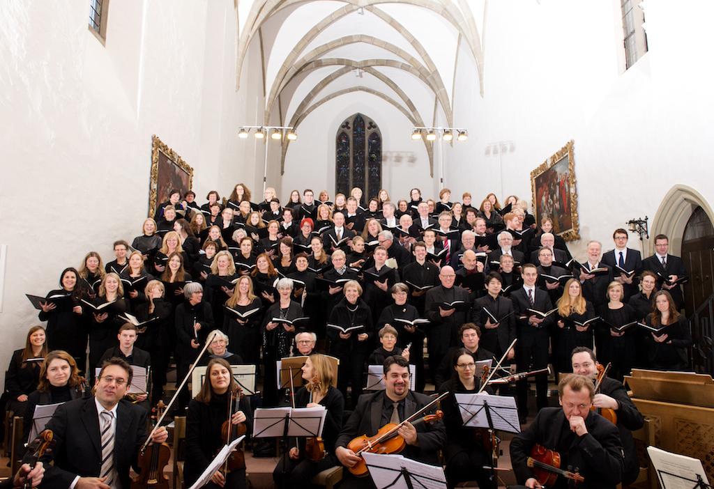 Oratorienchor Würzburg - Foto: Schmelz Fotodesign