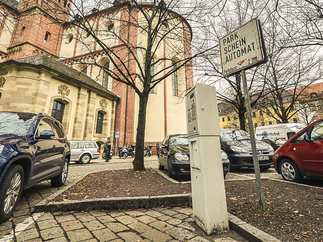 Parkplatz. Symbolbild: Pascal Höfig
