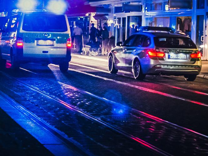 Ein Einsatz in der Kaiserstraße. Archivfoto: Pascal Höfig