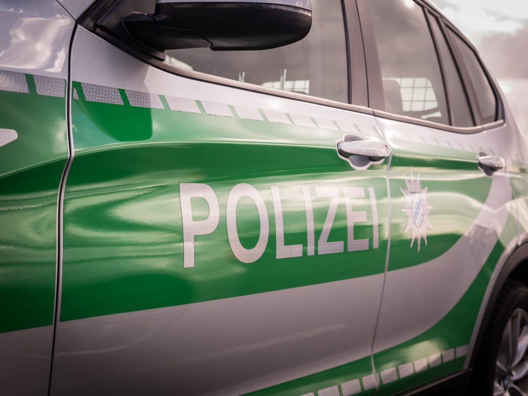 Ein Streifenwagen der Polizei - Foto: Pascal Höfig