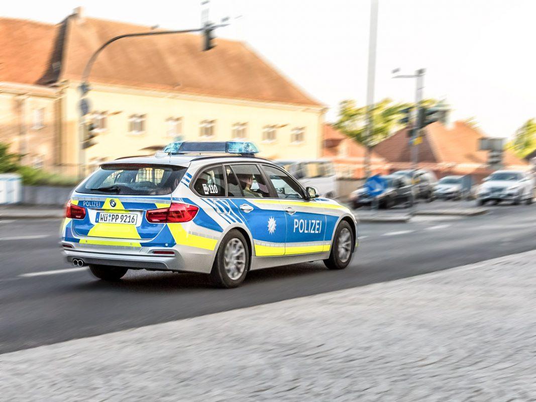 Symbolbild Polizeifahrzeug - Foto. Pascal Höfig