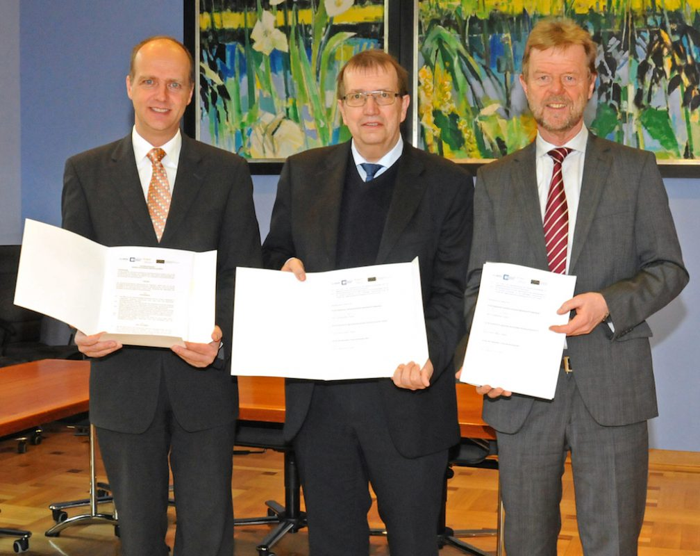 Uni, FHWS und OTH starten gemeinsames Promotionskolleg. - Foto: Gunnar Bartsch