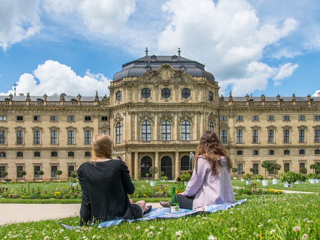 Hofgarten - Foto: Pascal Höfig