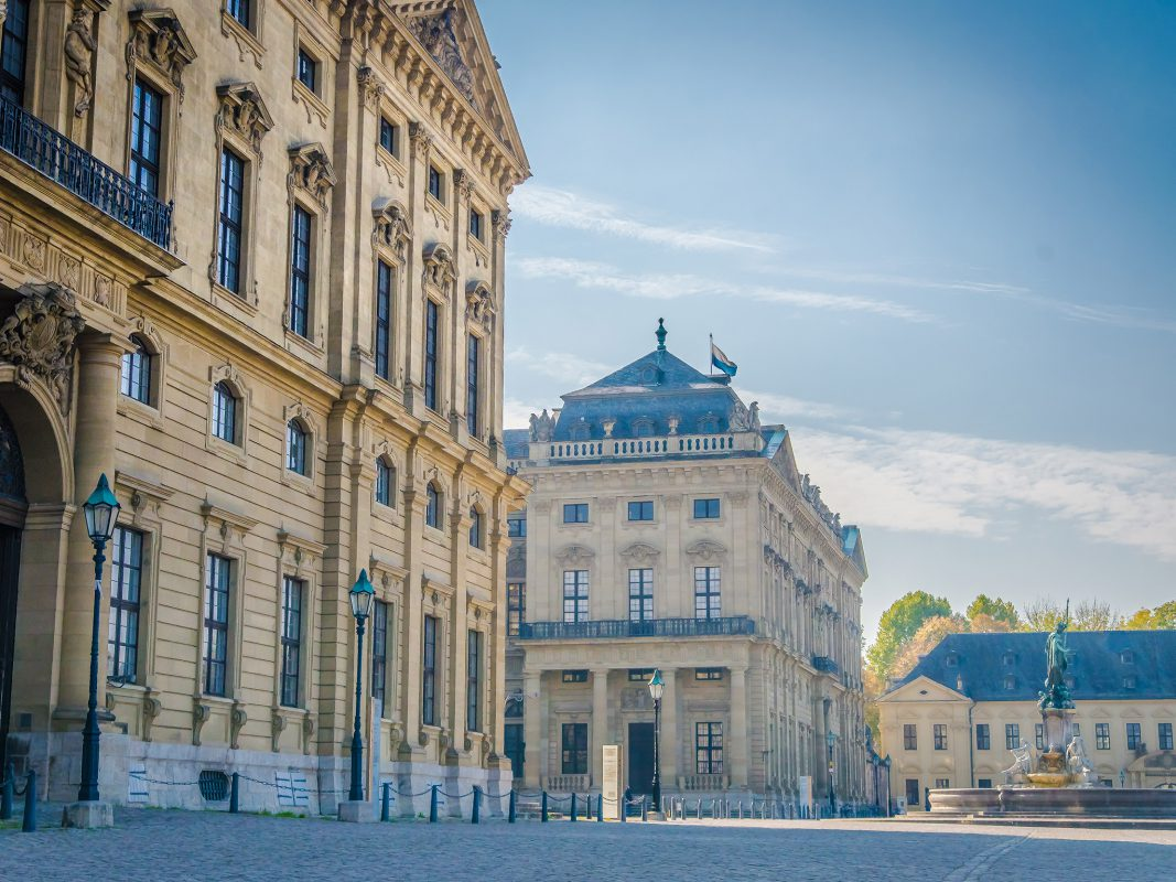 Die Würzburger Residenz. Foto: Pascal Höfig