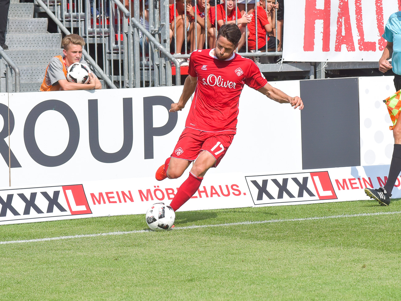 Ergebnis Kickers Würzburg