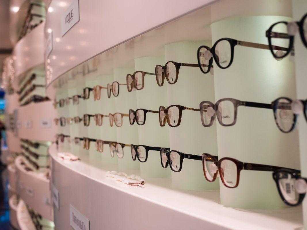 Symbolbild: Brillen. – Foto: Pascal Höfig