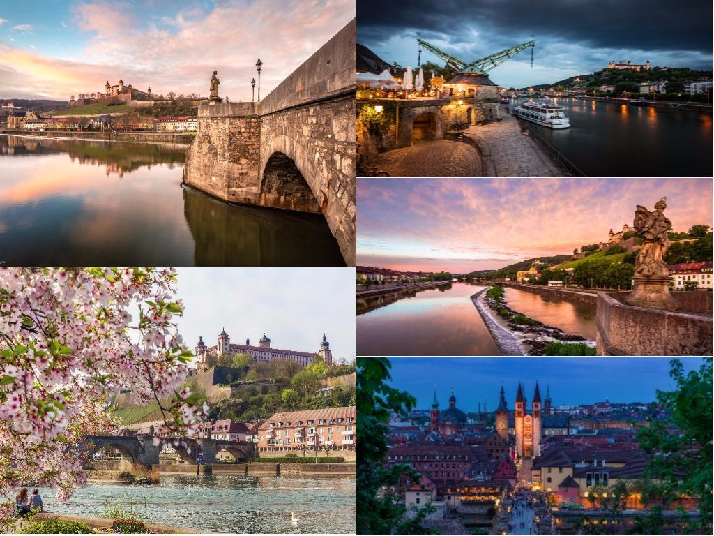 Eines der Bilder von Fotograf Rainer Maiores wird die Würzburg Kreditkarte in Zukunft zieren. Fotos: Rainer Maiores I Schönes Würzburg