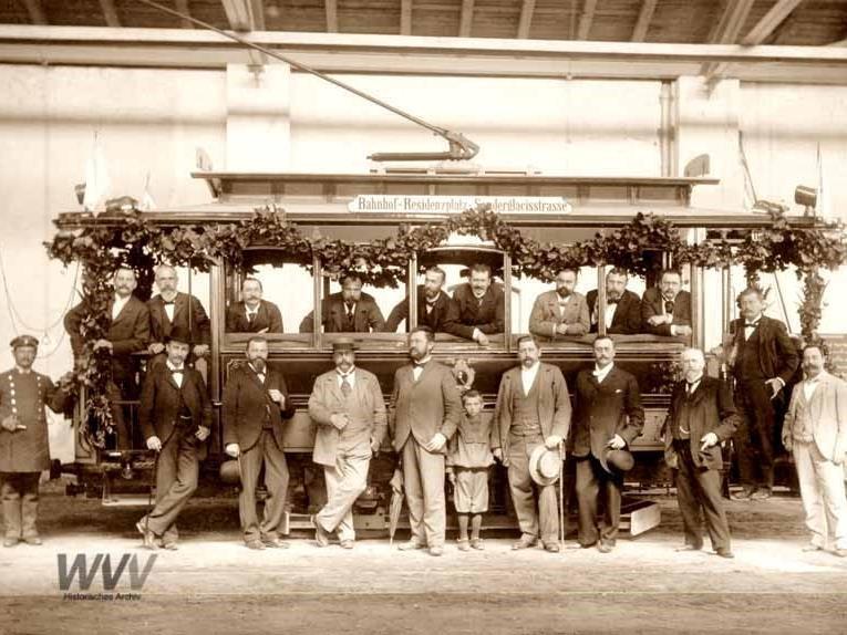 Am 1. Juni öffnet das historische Archiv der WVV seine Tore. Foto: Historisches Archiv der WVV
