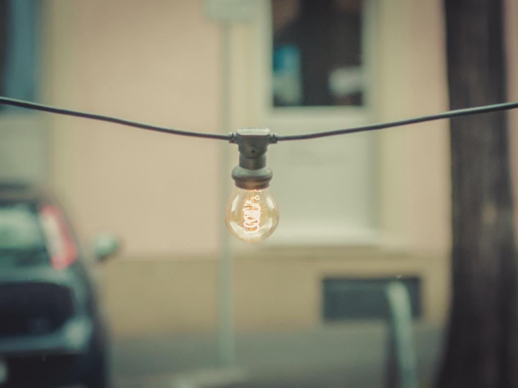 Energiesparen für die Umwelt. Foto: Pascal Höfig