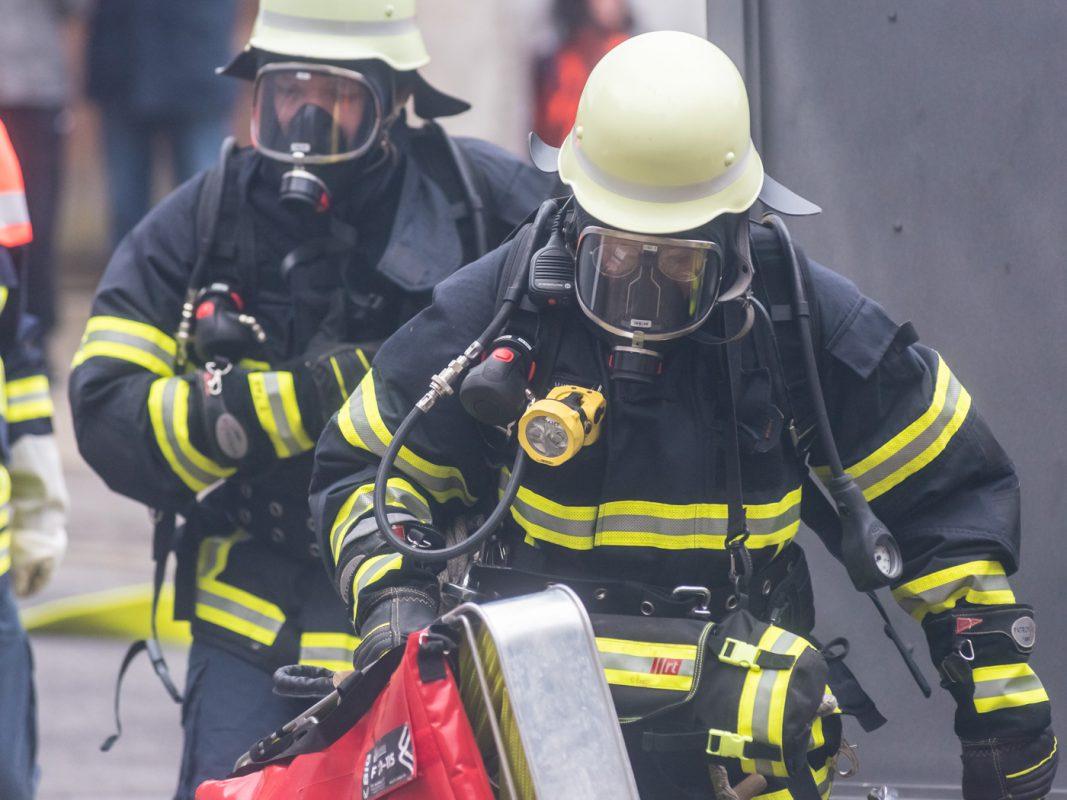 Die Ausbildung zum Atemschutzgeräteträger ist wichtig, jedoch nicht selbstverständlich. Foto: Pascal Höfig