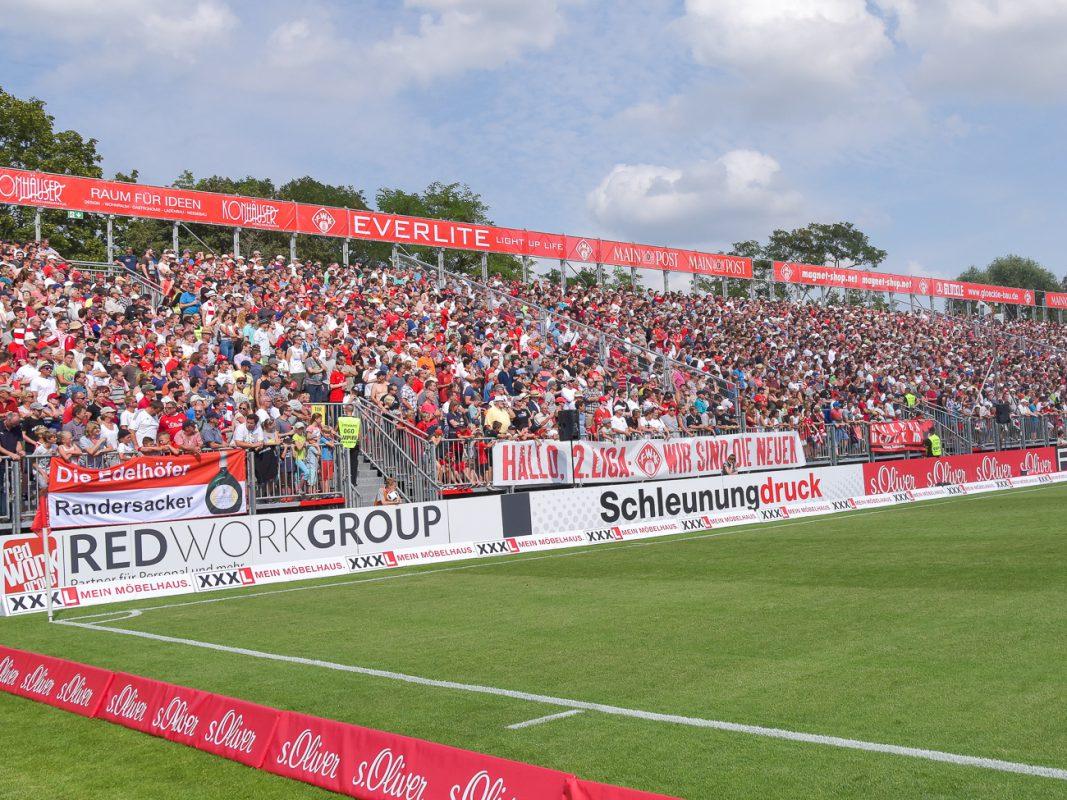 Symbolfoto Flyeralarm Arena - Foto: Pascal Höfig