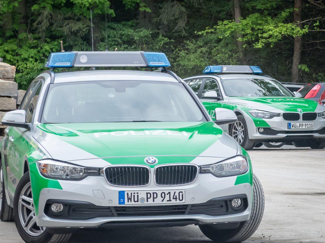 Polizei im Einsatz - Foto: Pascal Höfig