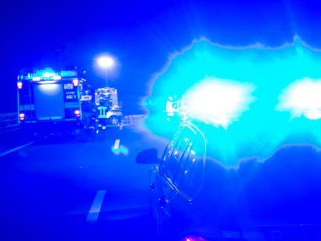 Verkehrsunfall Symbolfoto: Pascal Höfig