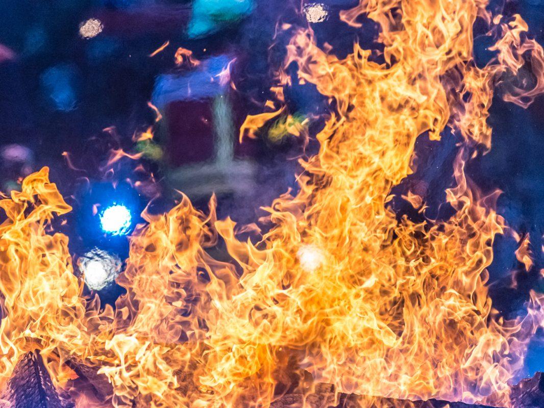 Feuer Symbolfoto: Pascal Höfig