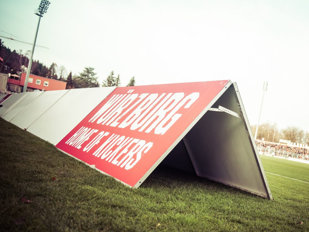 Würzburg - Home of Kickers- Symbolfoto: Pascal Höfig