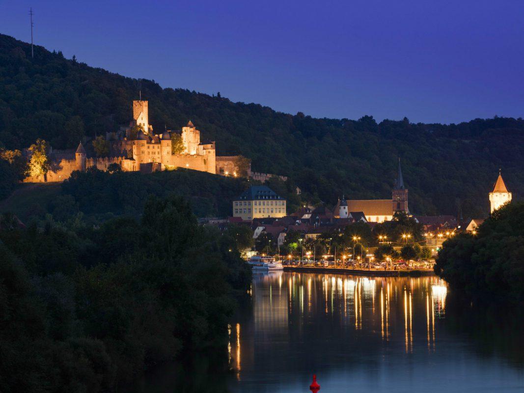 Wertheim - einen Besuch wert. Foto: Spessart-Mainland / TOURISMUS REGION WERTHEIM GmbH / Holger Leue