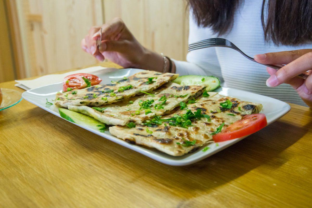 Türkisches Essen. – Foto: Pascal Höfig