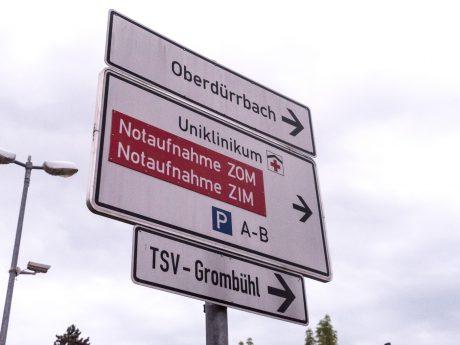 Uniklinikum Würzburg. Symbolfoto: Pascal Höfig