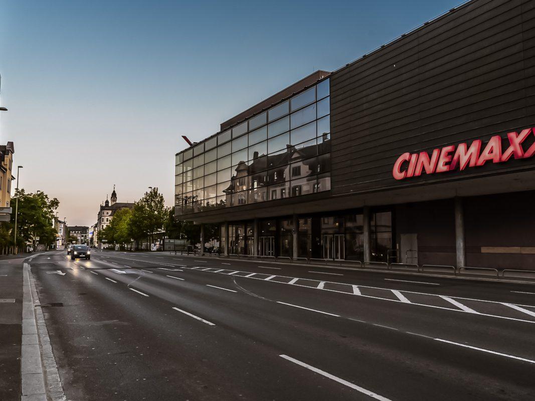 Die Veitshöchheimer Straße in Würzburg. Foto: Pascal Höfig