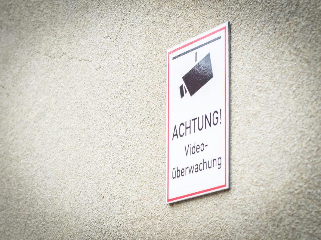 Videoüberwachung Symbolbild - Foto: Pascal Höfig