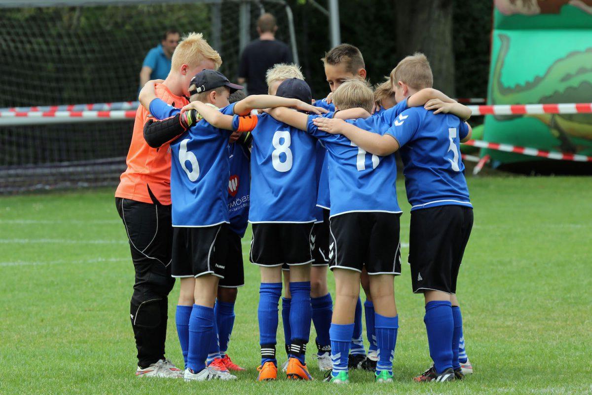 Beim jährlichen WVV-U11-Fußballturnier kicken die jungen Nachwuchstalente. – Foto: WVV