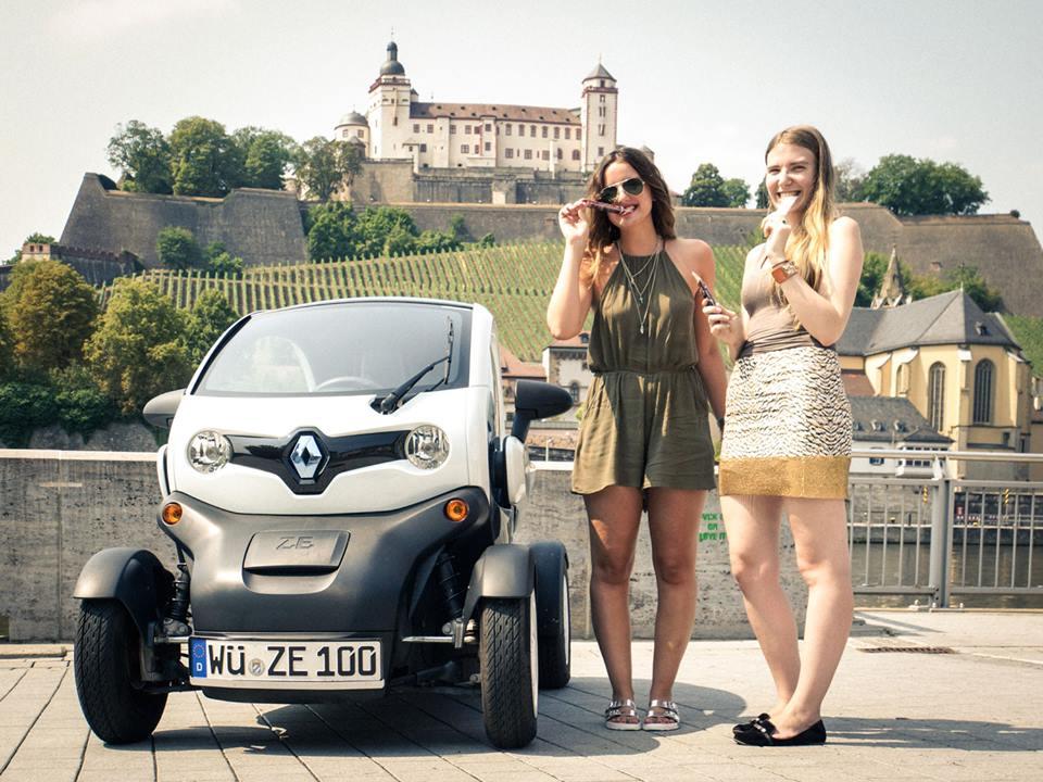 WVV fördert Elektromobilität. Foto: Pascal Höfig