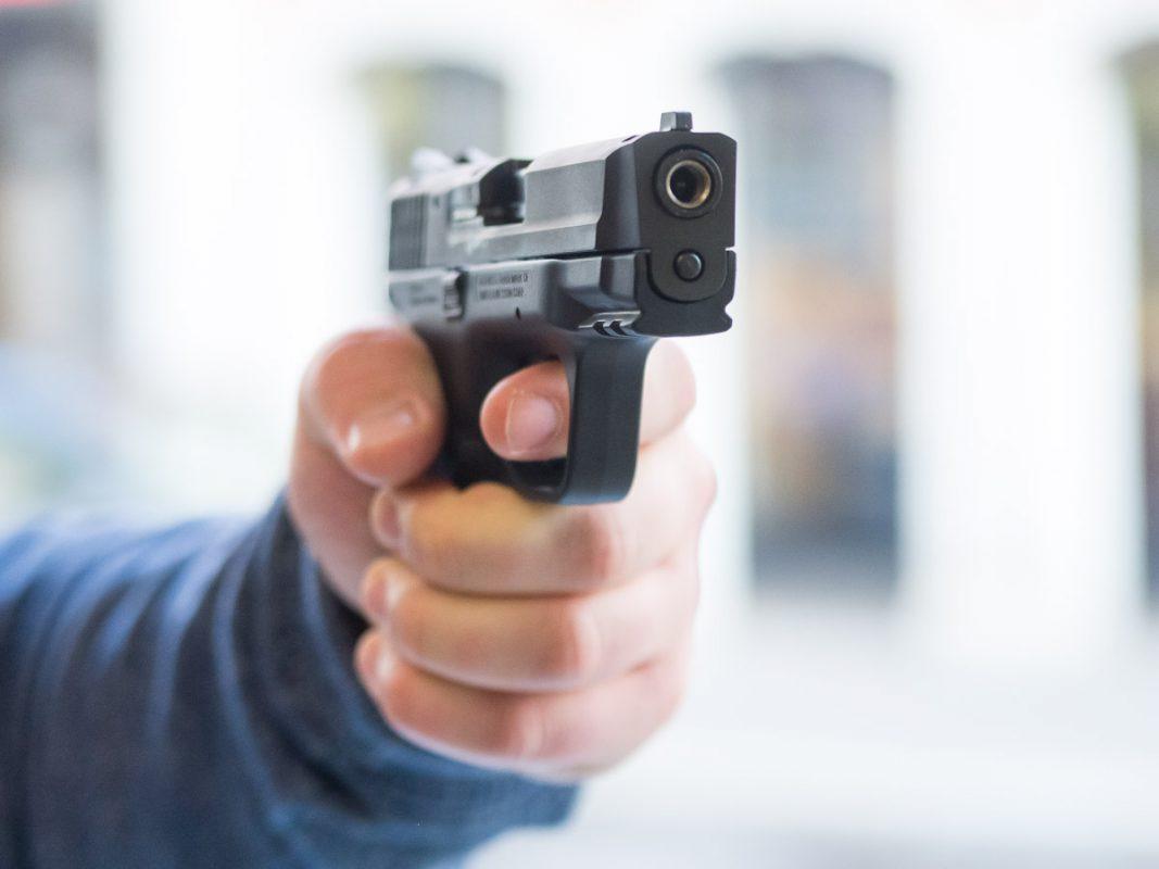 Waffe - Symbolfoto: Pascal Höfig