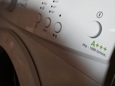 Waschmaschine. Symbolfoto: Pascal Höfig