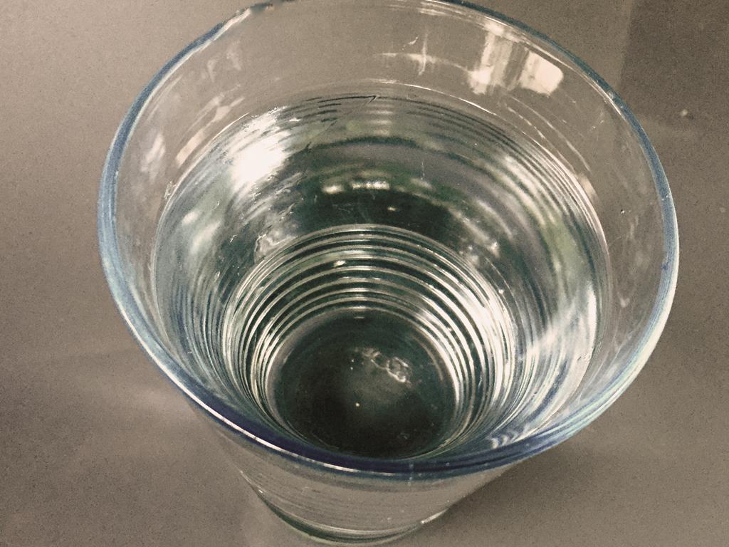Glas, Wasser, Trinkwasser
