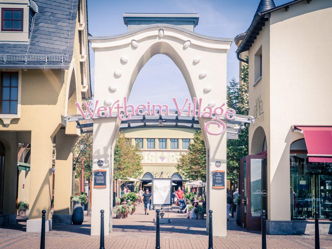 Wertheim Village – Foto: Pascal Höfig