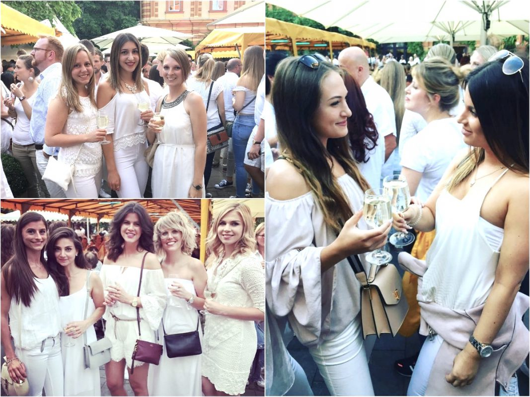 Best of #WhiteParty 2017. Fotos: Tugba, Selina, Mainglück