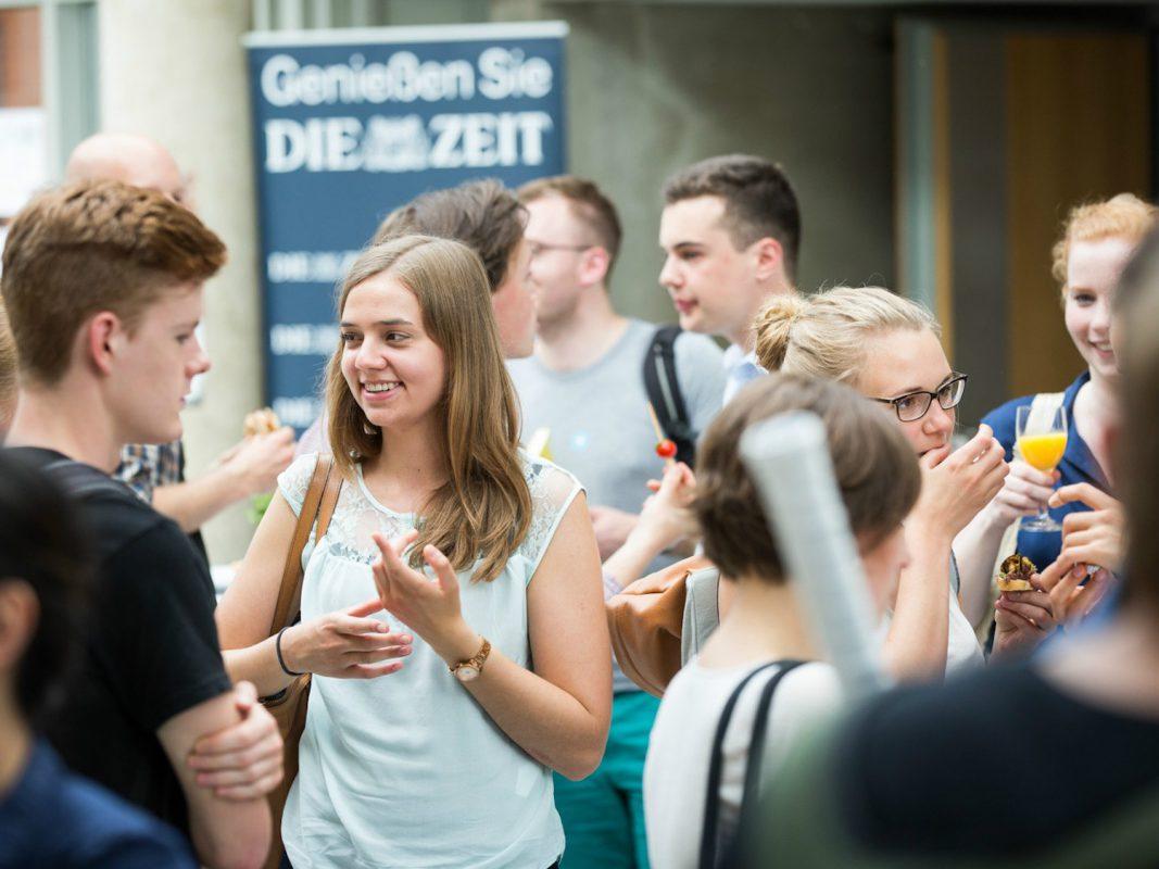 Tipps und Tricks für den Berufseinstieg. Foto: ZEIT CAMPUS Andreas Henn