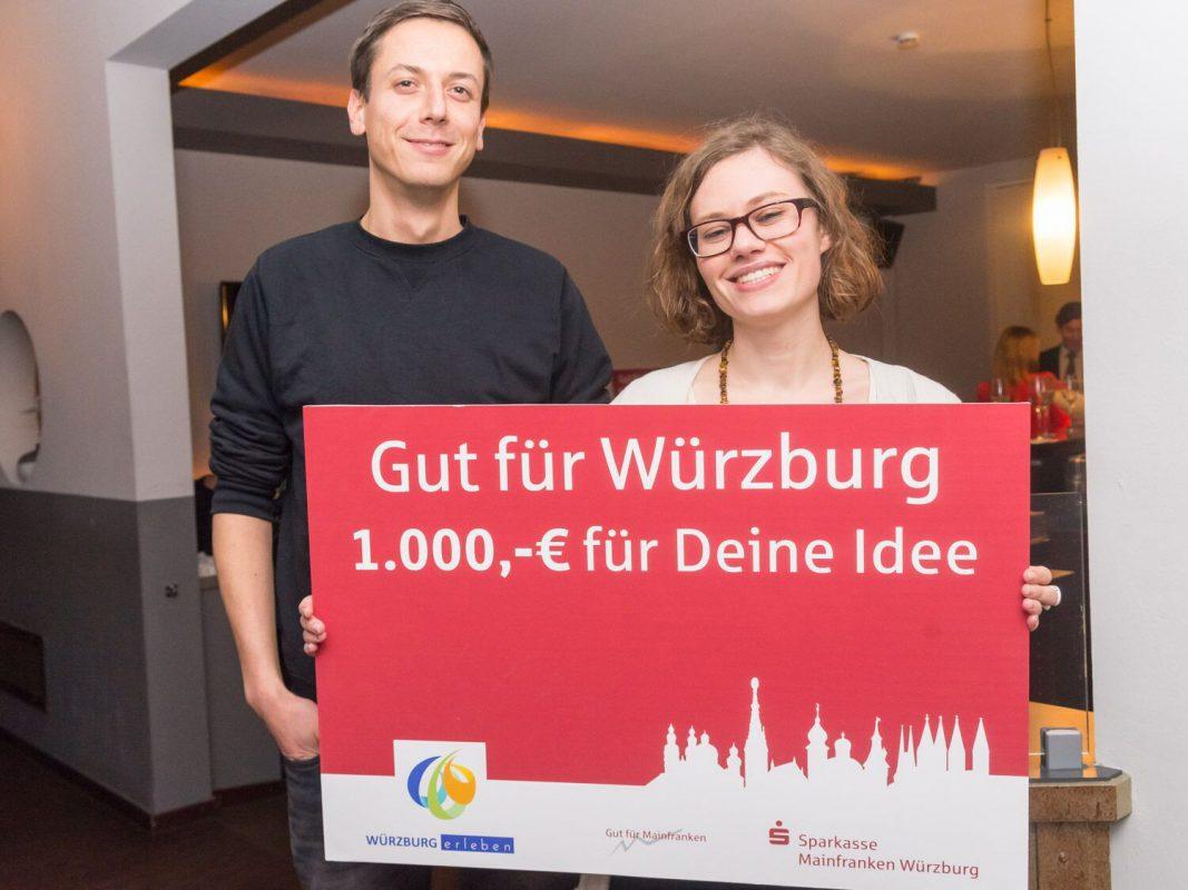 Gut für Mainfranken: Gewinner aus 2015. Foto: Pascal Höfig