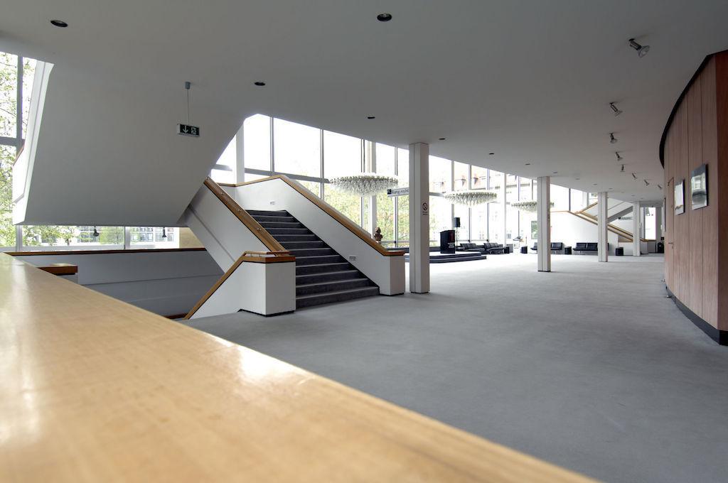 Mainfrankentheater: Treppenhaus Foto: Mainfranken Theater