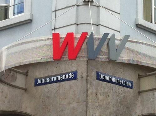 Die WVV. Foto: Pascal Höfig