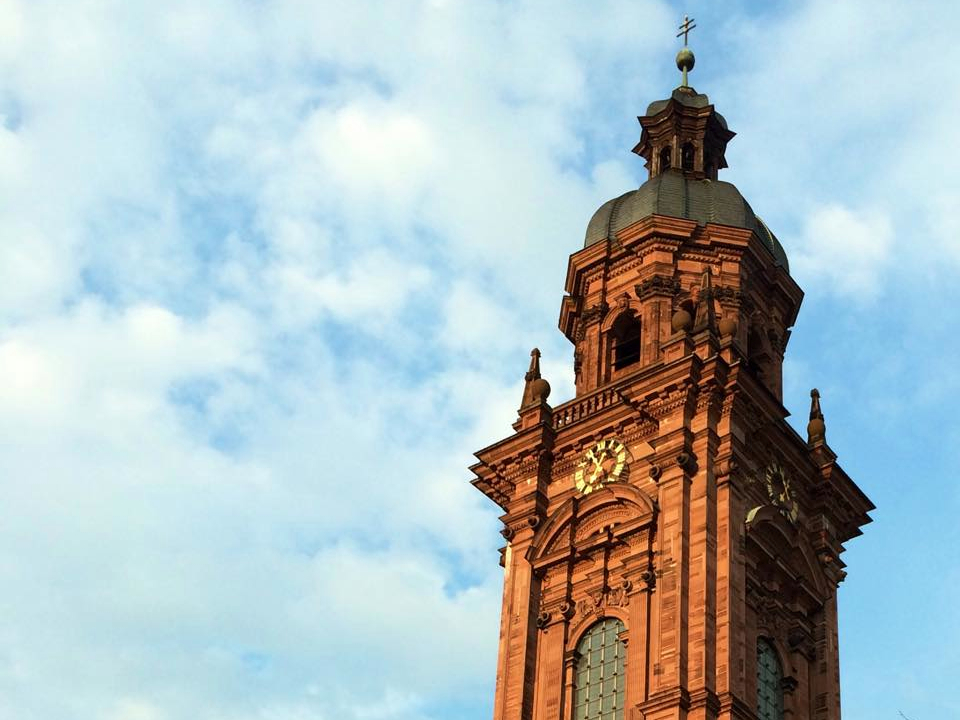 Neubaukirche – Foto: Meliz Kaya