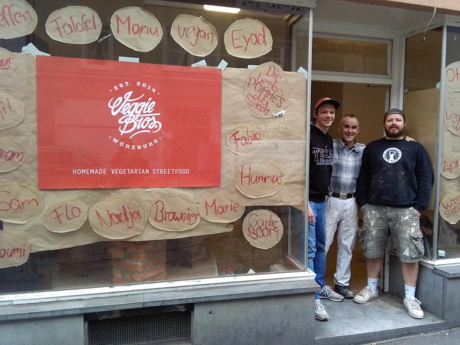 In der Sanderstraße 3 darf man sich schon bald über spitzenmäßiges vegetarisches Essen freuen. Foto: Jessica Wille