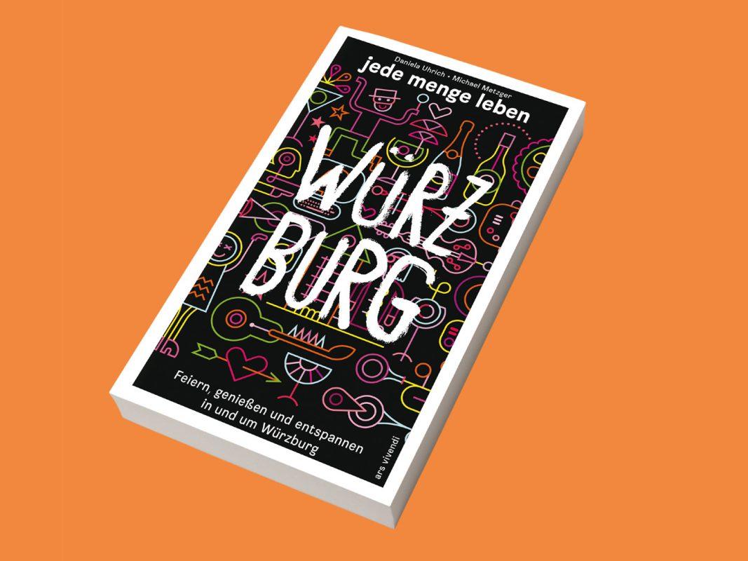 Das neue Würzburg-Buch. Foto: www.marekbeier.de
