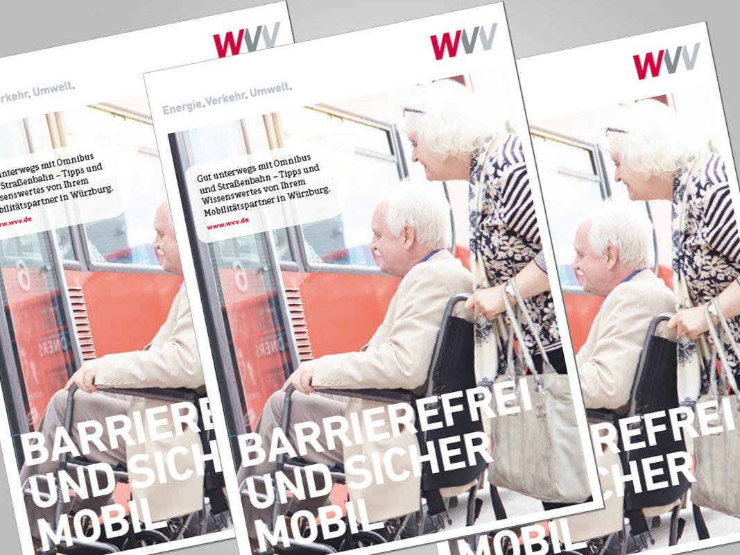Die neue Broschüre der WVV. Foto: Marcel Gollin