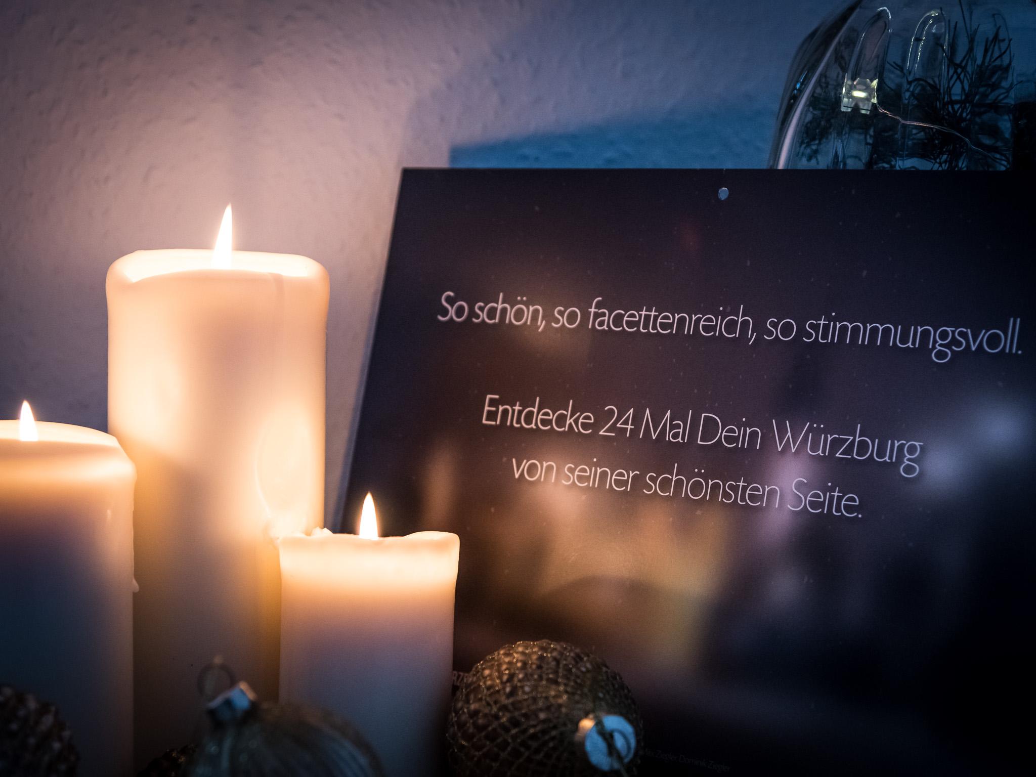 Versüßt Würzburgern die Vorweihnachtszeit. Foto: Pascal Höfig