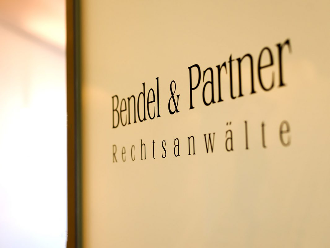 Bendel & Partner Rechtsanwälte. Foto: Pascal Höfig