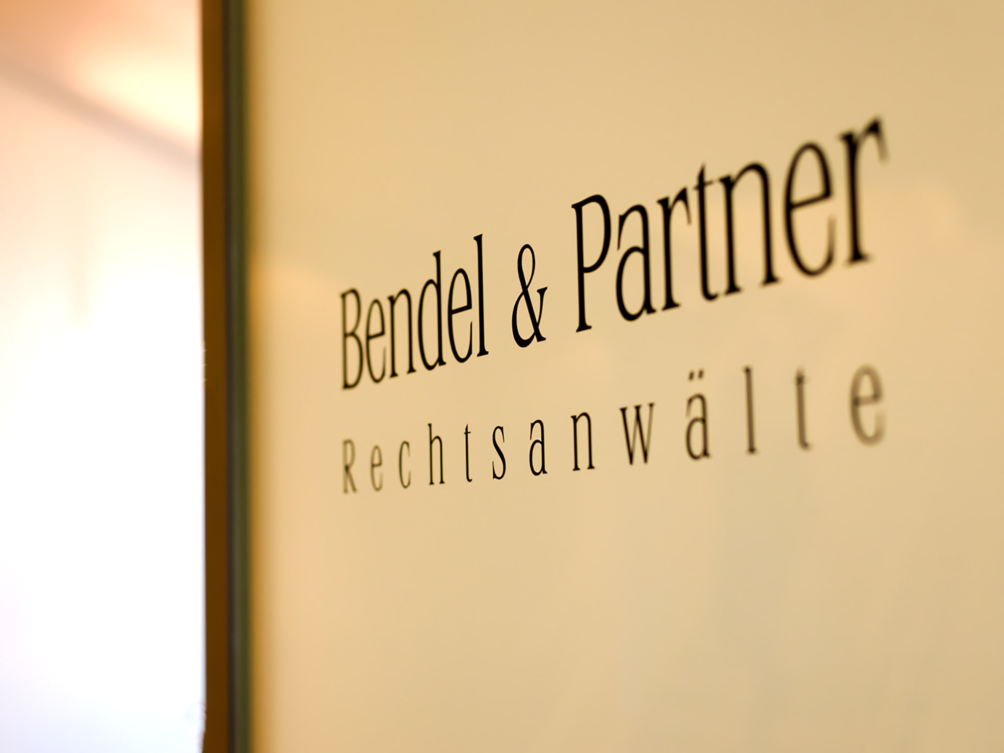 Experten in Würzburg: Bendel & Partner Rechtsanwälte. Foto: Pascal Höfig