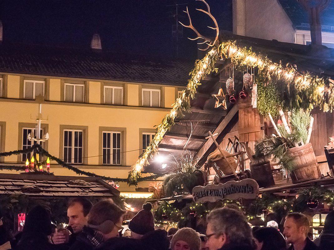 Gemütlich und schön mit Feuerzangenbowle! Foto: Pascal Höfig