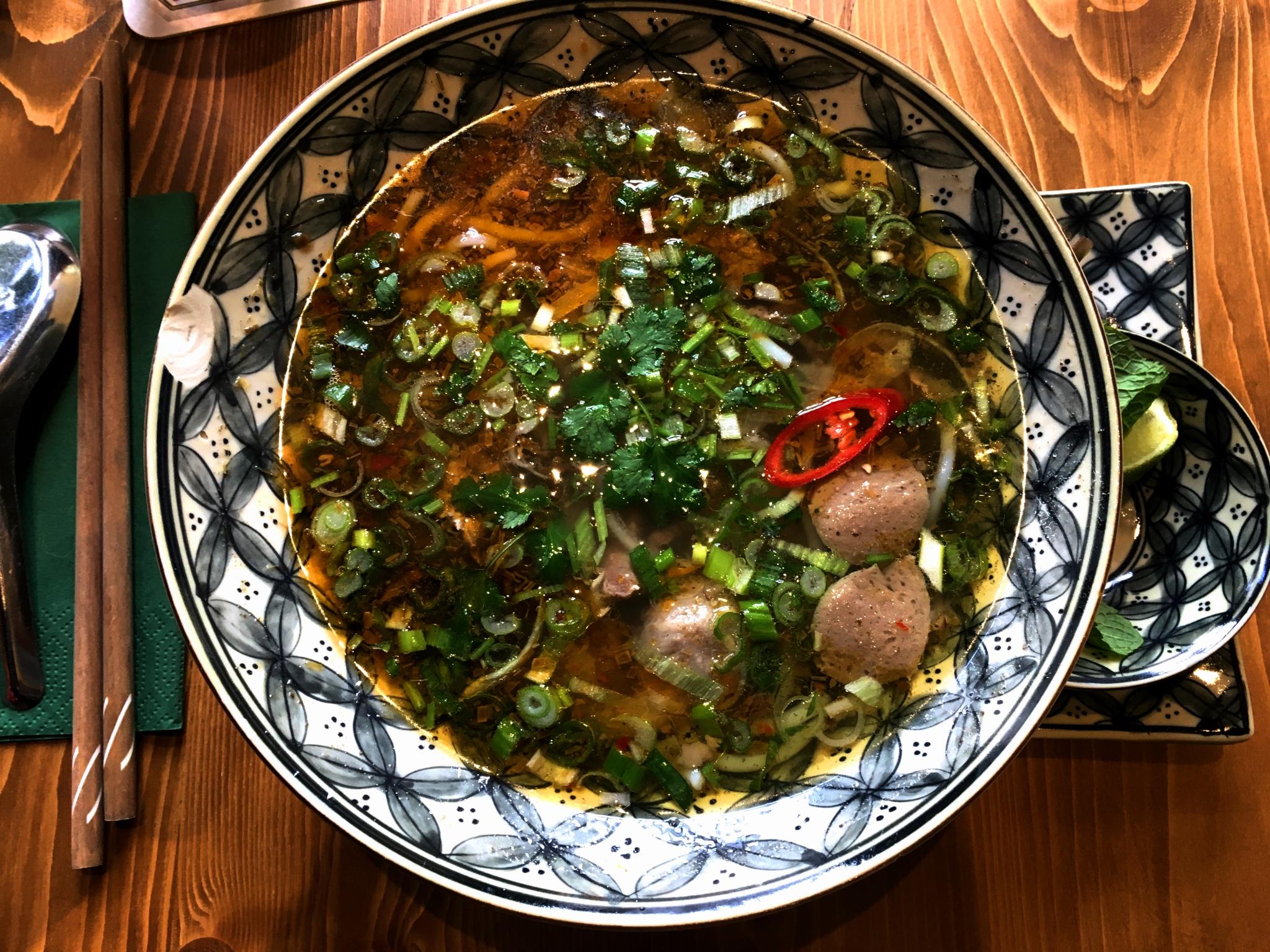 Asiatische Köstlichkeiten. Symbolfoto: Anja Reichert