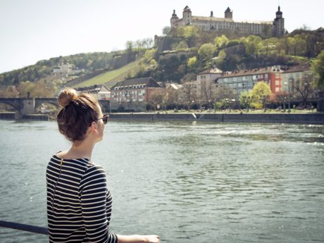 Wunderschönes Würzburg! Foto: Pascal Höfig
